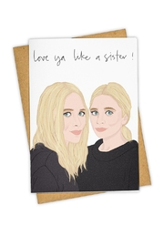 TAYHAM Greeting Cards - Front cropped