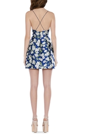 Alice + Olivia Tayla Structured Dress - Front full body