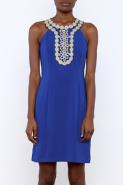 Taylor Embellished Dress - Side cropped