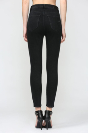 Hidden Jeans Taylor Exposed Buttons Skinny - Side cropped