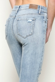 Hidden Jeans TAYLOR HIGH RISE - Back cropped