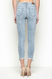 Hidden Jeans TAYLOR HIGH RISE - Side cropped