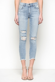 Hidden Jeans TAYLOR HIGH RISE - Front cropped