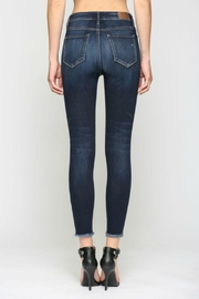 Hidden Jeans TAYLOR HIGH RISE DARK - Side cropped