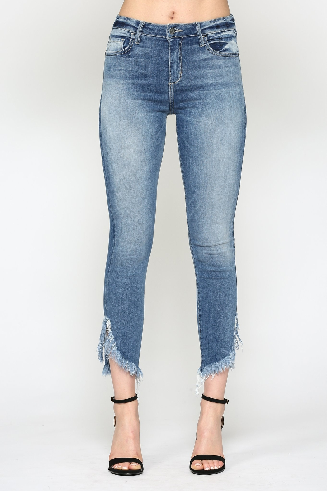 Hidden Jeans Taylor High Rise Skinny - MT - Main Image