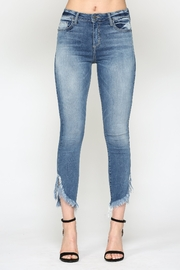 Hidden Jeans Taylor High Rise Skinny - MT - Front cropped