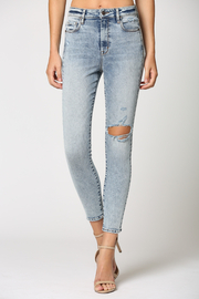 Hidden Jeans Taylor High Rise Skinny - VT - Product Mini Image
