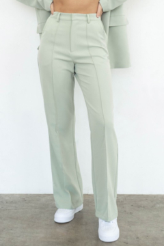 Shoptiques Product: Taylor High Waisted Work Pants