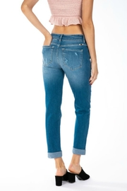 Kan Can Taylor Midrise Double Stacked - Side cropped