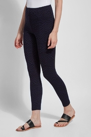 Lysse Taylor Seamed Legging - Product Mini Image