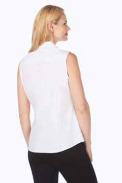 Foxcroft Taylor Stretch Sleeveless Top - Alternate List Image