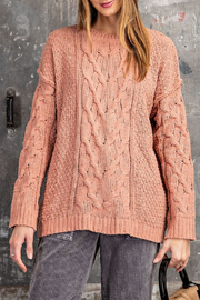 easel  Taylor Sweater - Product Mini Image