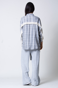 Wanderlux Taylor Tie Flannel - Alternate List Image