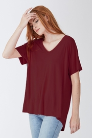 Another Love  Taylor V-Neck Tee - Product Mini Image