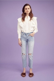 Hunter Bell New York Taylor White Top - Product Mini Image