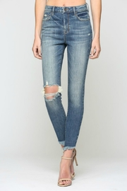 Hidden Jeans TAYOLOR HIGH RISE - Front cropped