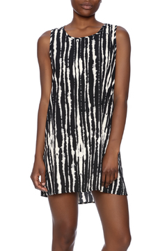 TCEC Black And Cream Dress - Product List Image
