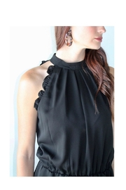 TCEC Black Romper - Side cropped