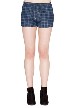 TCEC Checkered Shorts - Product List Image