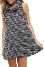 TCEC Cowl Neck Dress - Side cropped