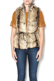 TCEC Faux Fur Vest - Product Mini Image
