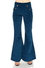 TCEC Flare Corduroy Pants - Product Mini Image