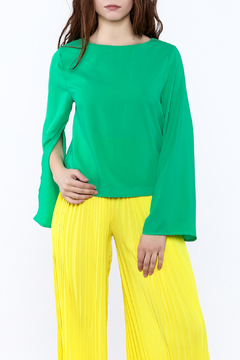 Shoptiques Product: Kelly Green Top