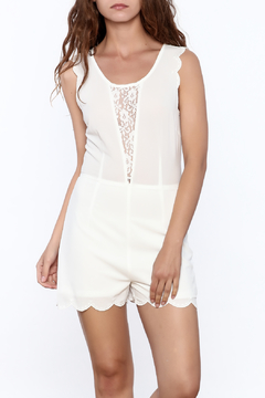 TCEC Lace Insert Romper - Product List Image