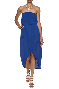 TCEC Strapless Sheer Dress - Product List Image