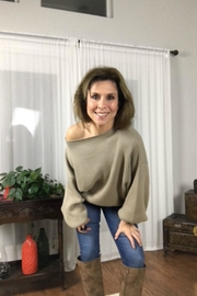 TCEC The Alex Sweater - Front cropped