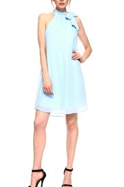 TCEC Tie Neck Dress - Product Mini Image