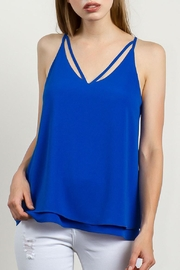 TCEC V Neck Top - Product Mini Image