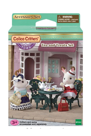 Calico Critters Tea And Treats Set - Front cropped