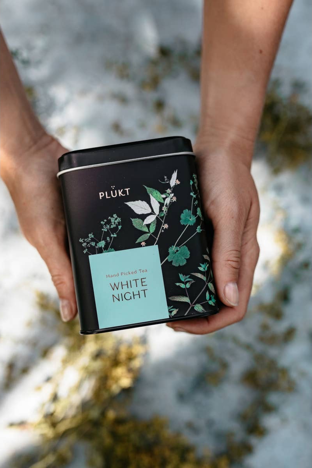 Plukt Tea Blend White Night - Main Image
