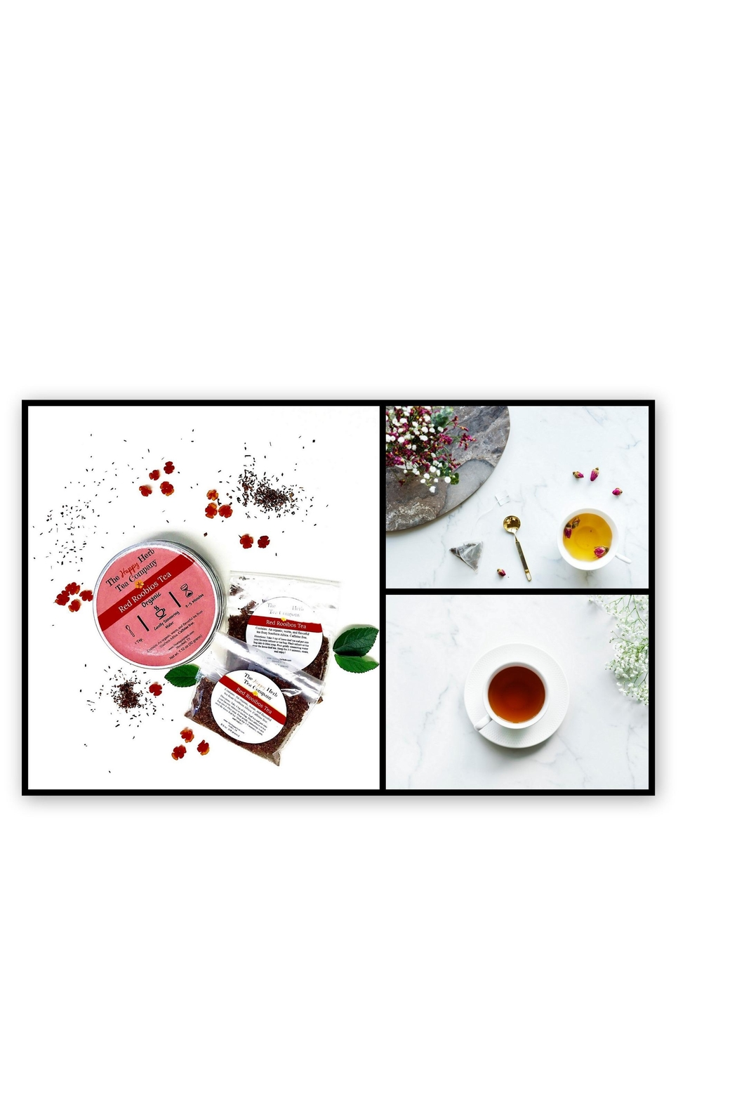 Love's Hangover Creations Tea Club Collection - Front Full Image