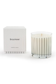 Studio Stockhome Tea Rose Scented-Candle - Front cropped