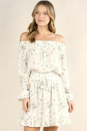 Love Stitch TEA TIME DRESS - Front cropped