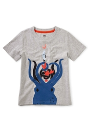 Tea Collection Arms Graphic Tee - Product Mini Image