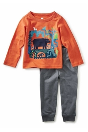 Tea Collection Bear Tale Outfit - Product Mini Image