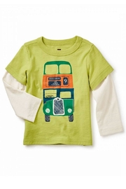 Tea Collection Dundee Graphic Tee - Product Mini Image