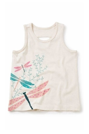 Tea Collection Emperor Dragonfly Tank - Front cropped