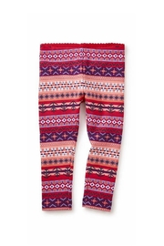 Tea Collection Fairisle Baby Leggings - Front cropped