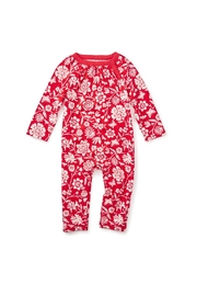 Tea Collection Holly Romper - Product Mini Image