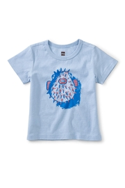 Tea Collection Puffer-Fish Baby Tee - Product Mini Image