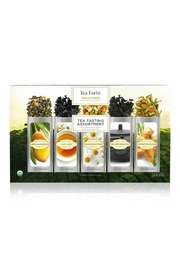 Tea Forte Tea Tasting Assortment - Front cropped