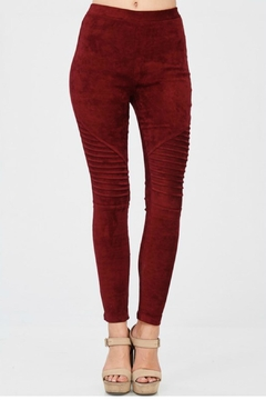 Tea n Rose Moto Legging - Alternate List Image