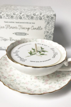 Dot & Lil Teacup Candle - Product List Image