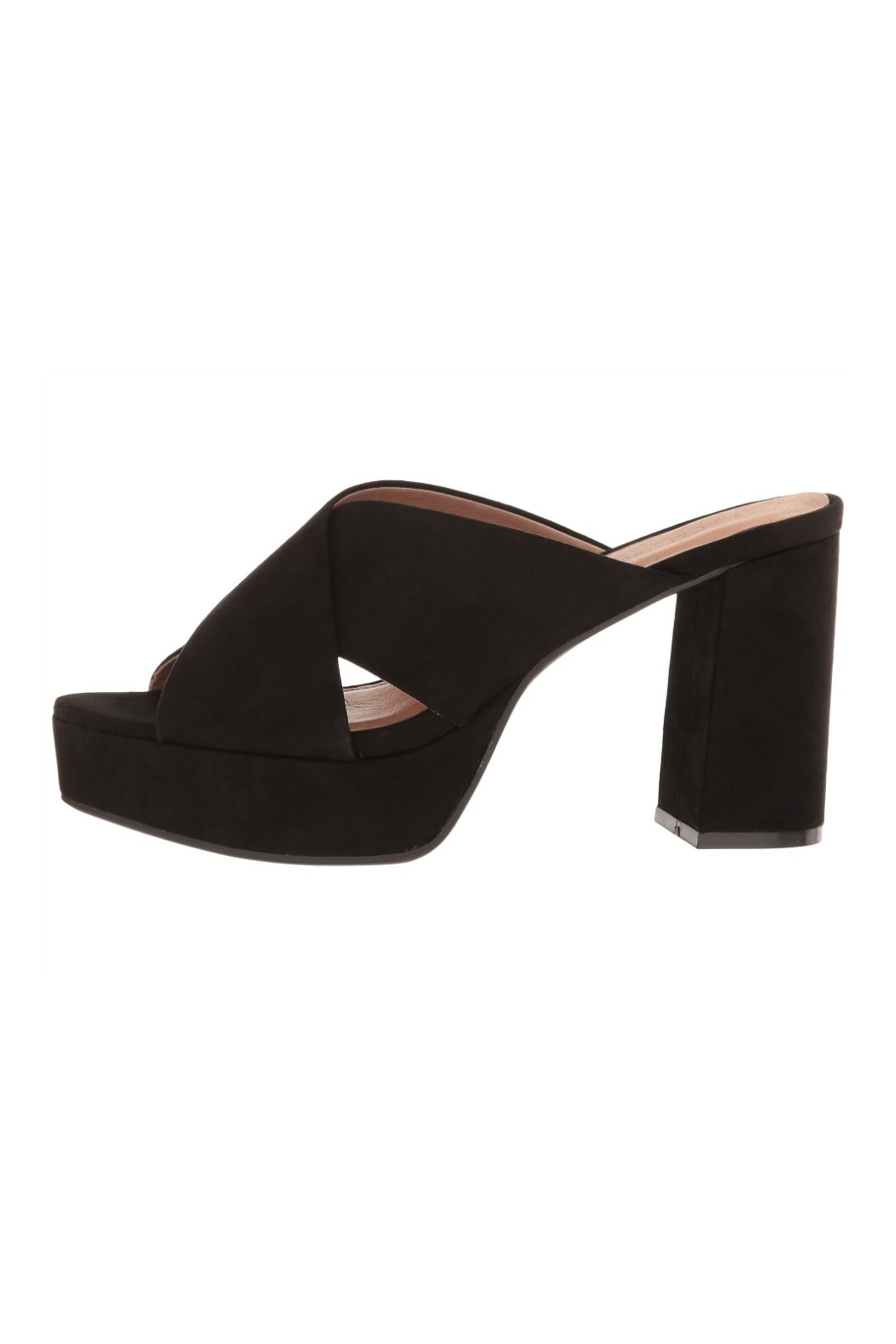 Chinese Laundry Teagan Platform Sandals - Front Cropped Image