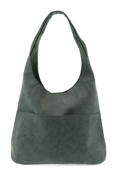 Joy Accessories Teal Jenny Hobo - Product List Image