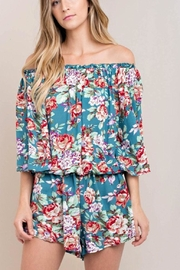 KORI AMERICA Tealy - Front cropped